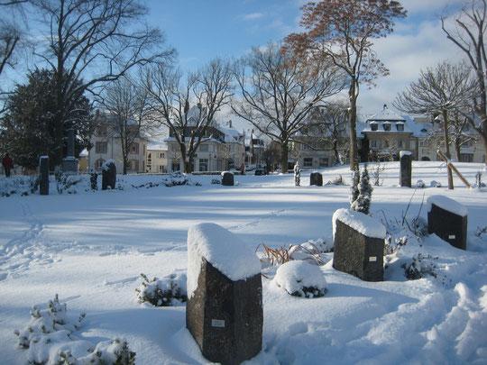 Der Alte Friedhof im Dezember 2010