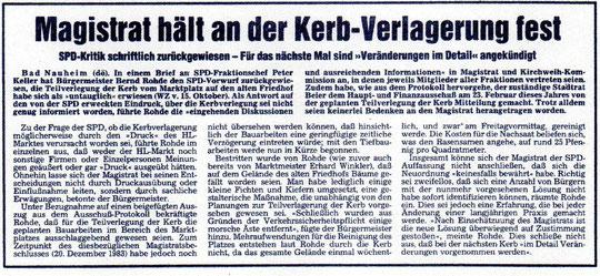 Wetterauer Zeitung vom 18.10.1984
