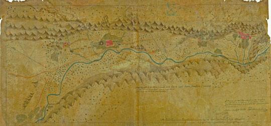 Primer Plano del Valle del Guadiato