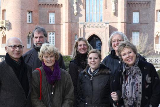 20. Februar 2012 I Der Beirat in Moyland I Foto I Gabriele Kremer