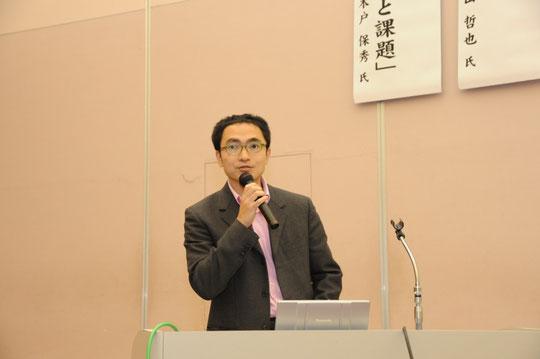 橋本圭司先生