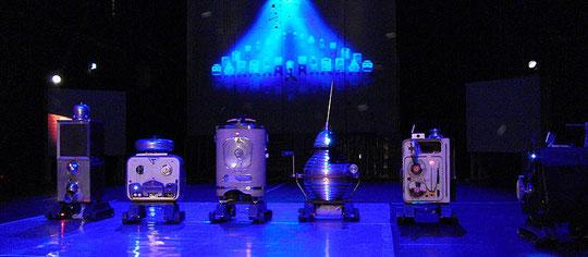 Hamlet für Roboter(kinder)