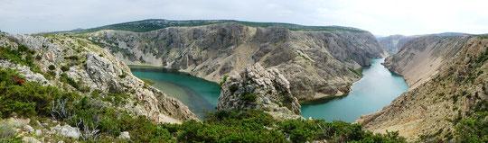 Zrmanja Canyon (Rio Pecos)