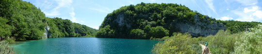 "Plitvice mit ""Silbersee"""