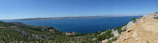 Blick auf Starigrad