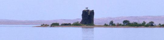 mit Turmruine Starigrad