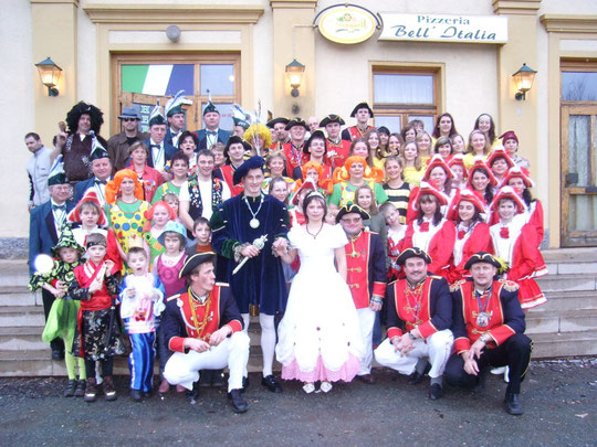 Kinderfasching 2006
