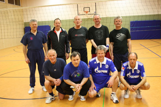 Ü50 Volleyball