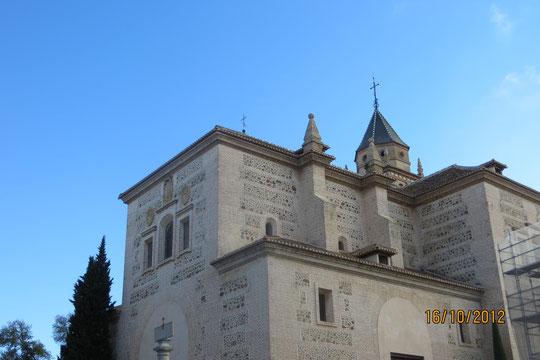 Eglise Santa Maria de l'Alhambra