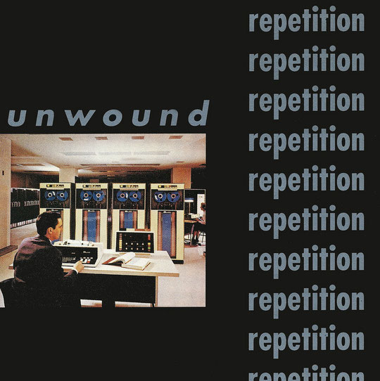 Unwound – Repetition album cover