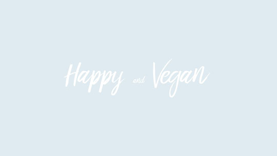 vegan blogs
