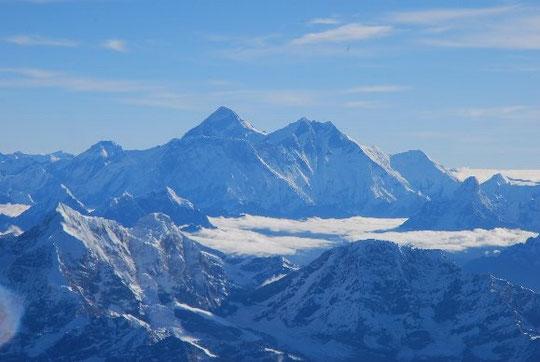 エベレスト/ネパール