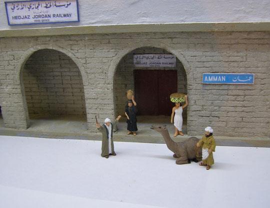Die neuesten 'Reisenden' sind am Bahnhof eingetroffen