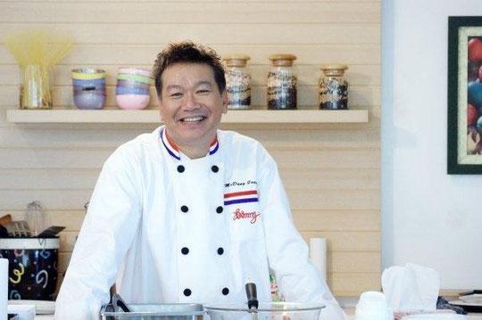 Chef Siri McDang