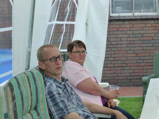 Rosemarie und Detlef