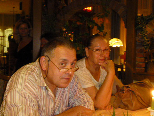 Monika und Mann