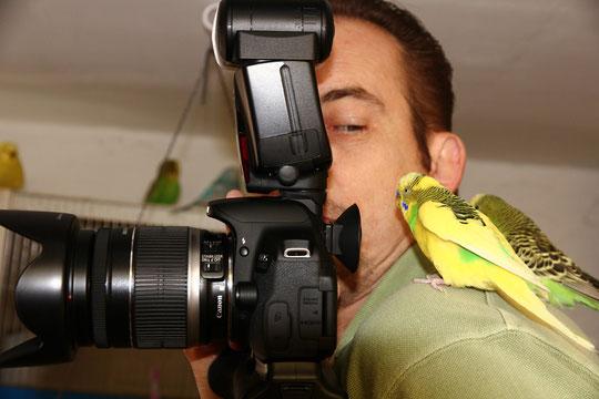 Achmed und Vinnie die neuen Fotografen
