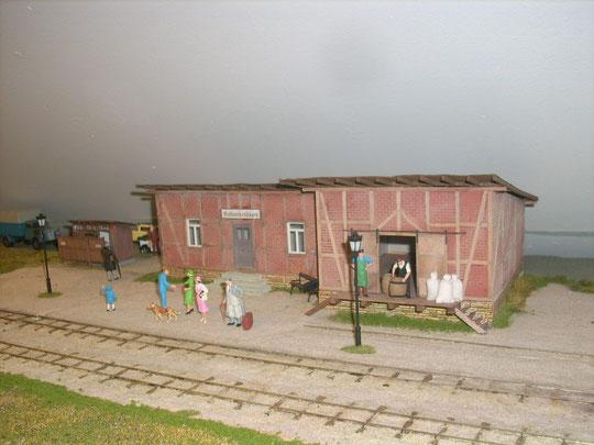 Stationsgebäude Katharinenhagen