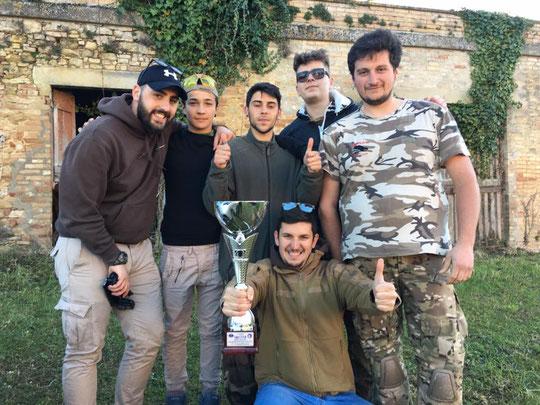 Op. Tango - 1° Tappa Campionato Mini-recon - Primo posto