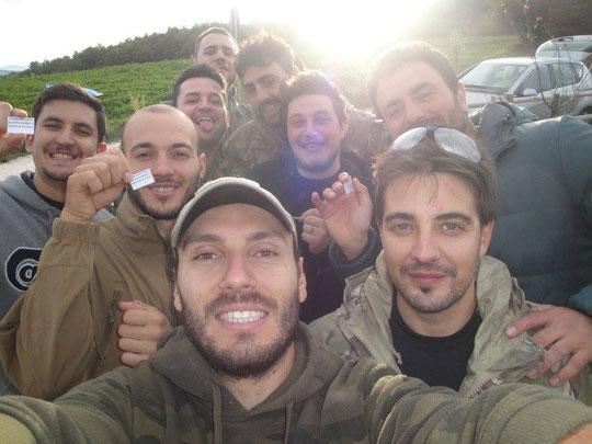 Terza Tappa Combat 2015 - Civitacampomarano 25/10/2015