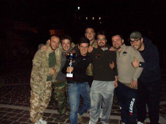 Seconda Tappa Campionato Recon Torino di Sangro - Terzo Posto