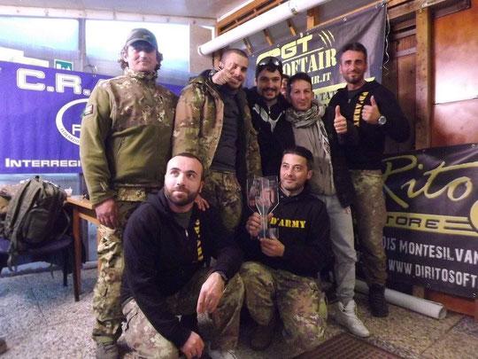 Quarta Tappa Combat 22/11/15 Campobasso Monte Vairano - Clicca sulla foto