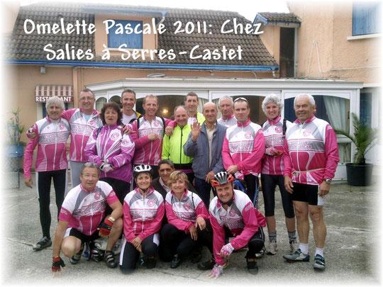 Convivialité et Omelette géniale chez Salies à Serres-Castet !