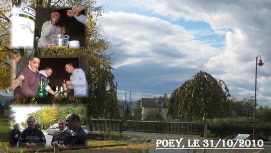 Le ciel s'est éclairci sur Poey... mais trop tard !