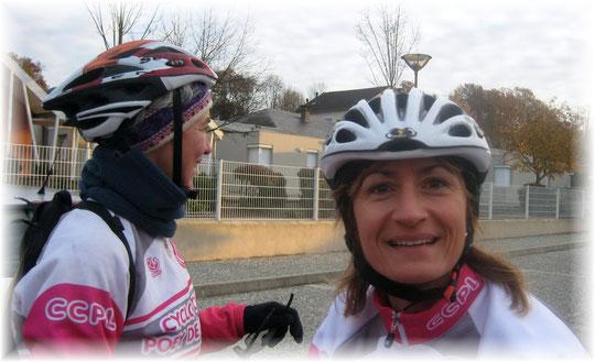 """Anne et Ghislaine sont partantes pour la """"grande aventure""""..."""