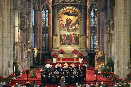Concerto nella Basilica dei Frari