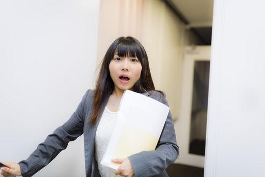 デスクワークで腰痛にならない奈良県大和高田市の女性
