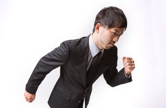 首の痛みが移動する奈良県葛城市の男性