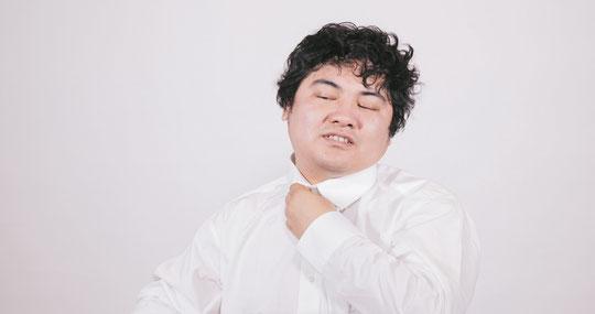 糖尿病で肩こりの奈良県御所市の男性
