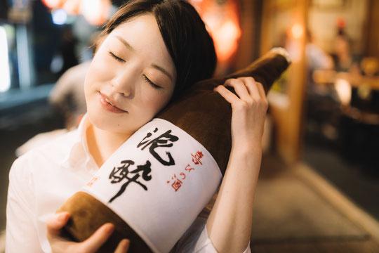 お酒のアルコールで肩こりの奈良県葛城市の女性