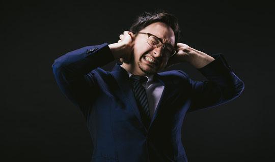 ストレートネックで首が痛い奈良県葛城市の社長