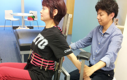 腰痛整体方法