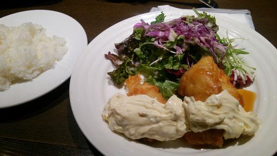 奈良県香芝市の整体師の食事