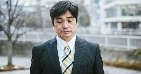 腰痛で寝てられない奈良県香芝市の男性