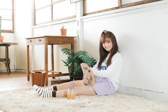 足を伸ばして座っていると腰が痛い奈良県葛城市の女性