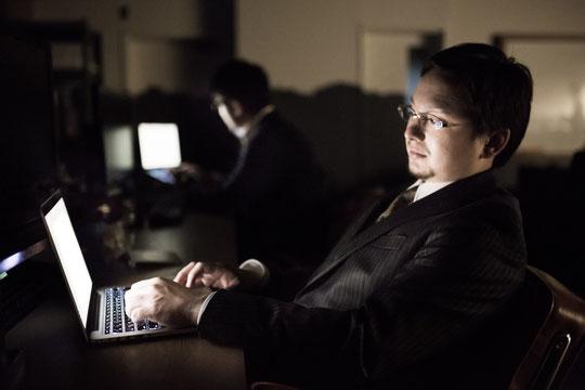 パソコン作業で首が痛い奈良県大和高田市の会社員