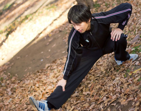 奈良県香芝市の腰痛男性