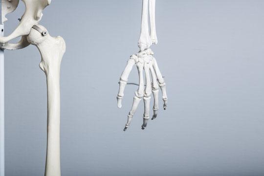 骨粗しょう症で腰が痛い奈良県御所市の男性
