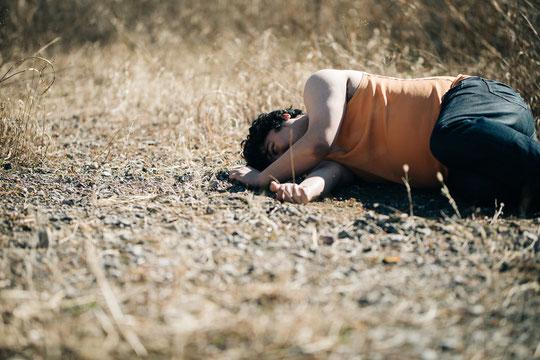 太ももが痙攣した奈良県葛城市の男性