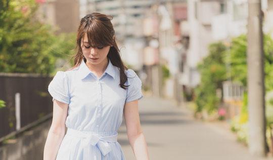 首痛を繰り返す奈良県大和高田市の女性