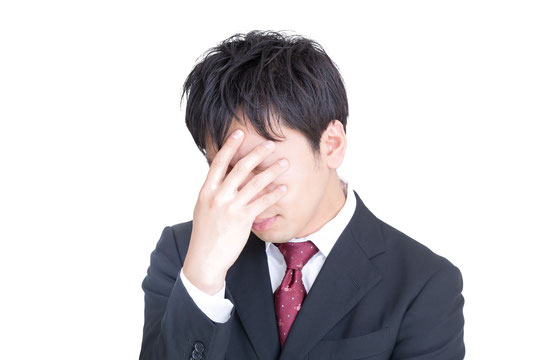 肩こりが原因でめまいふらつきがある奈良県大和高田市の男性