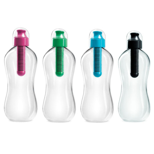 bobble filtered water bottles European consumers choice