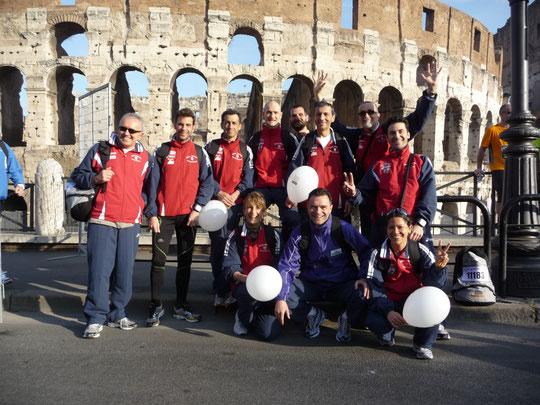 Gli easy Runners alla conquista di Roma