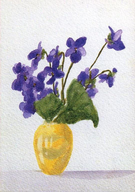 Рисунок Вел. Кн. Ольги - 1913 г.