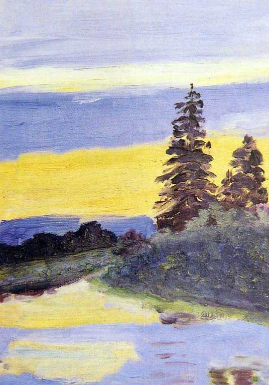 Рисунок Вел. Кн. Татьяны, 1913 г.