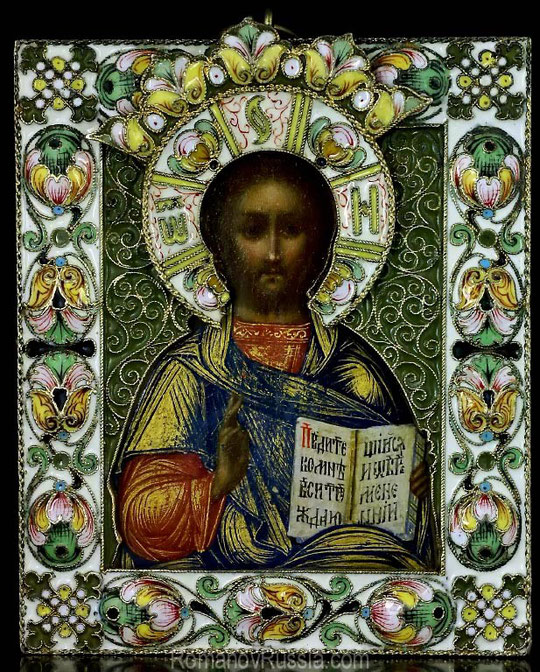 Христос Пантократор г. Москва, около 1890 г.